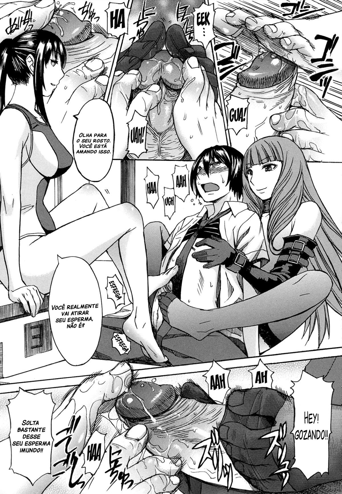 Ashigami Capitulo 3 - pagina 15