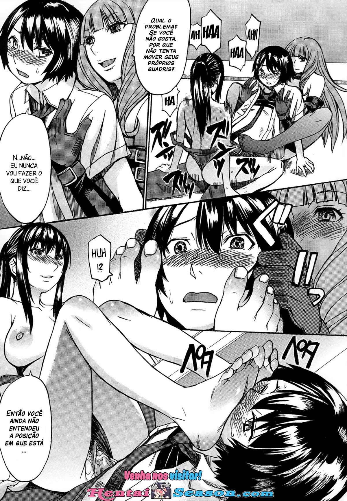 Ashigami Capitulo 3 - pagina 23