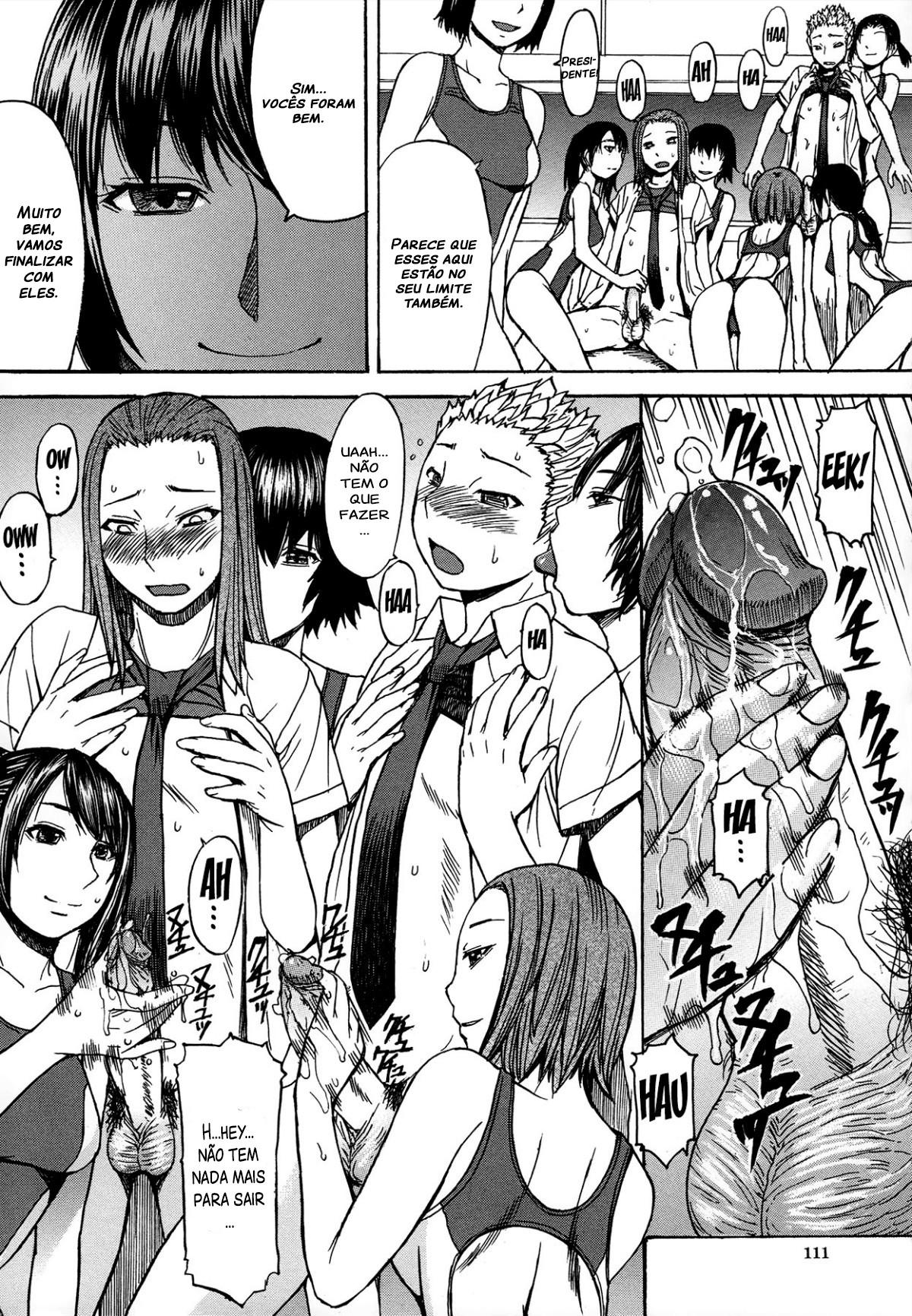 Ashigami Capitulo 3 - pagina 33