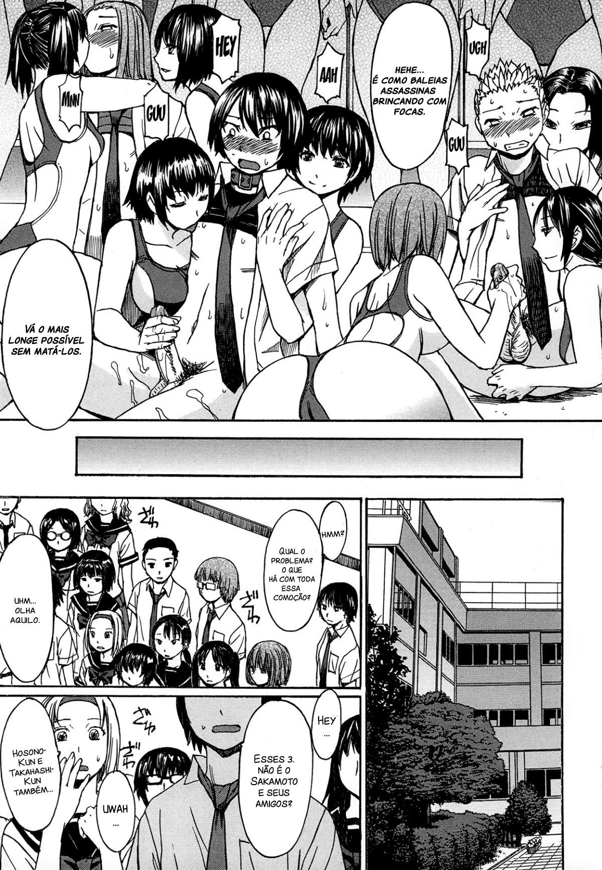 Ashigami Capitulo 3 - pagina 39