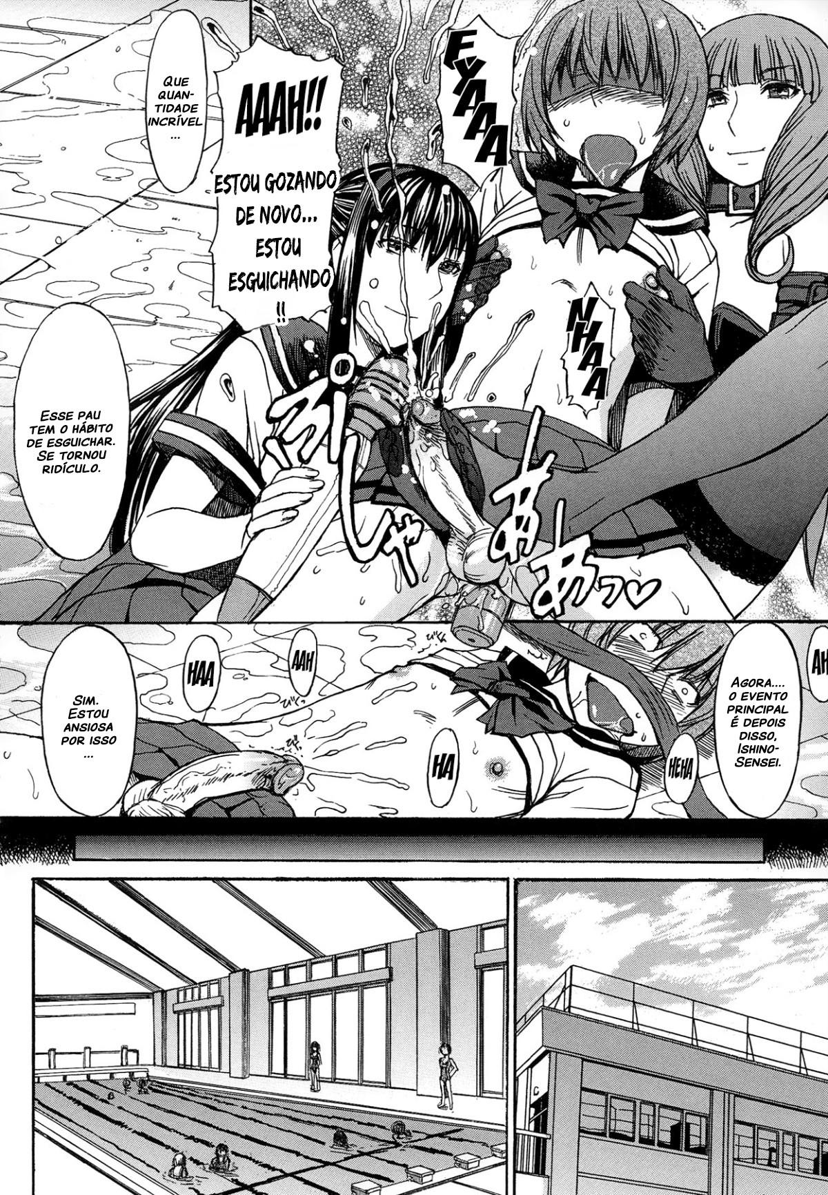 Ashigami Capitulo 3 - pagina 4