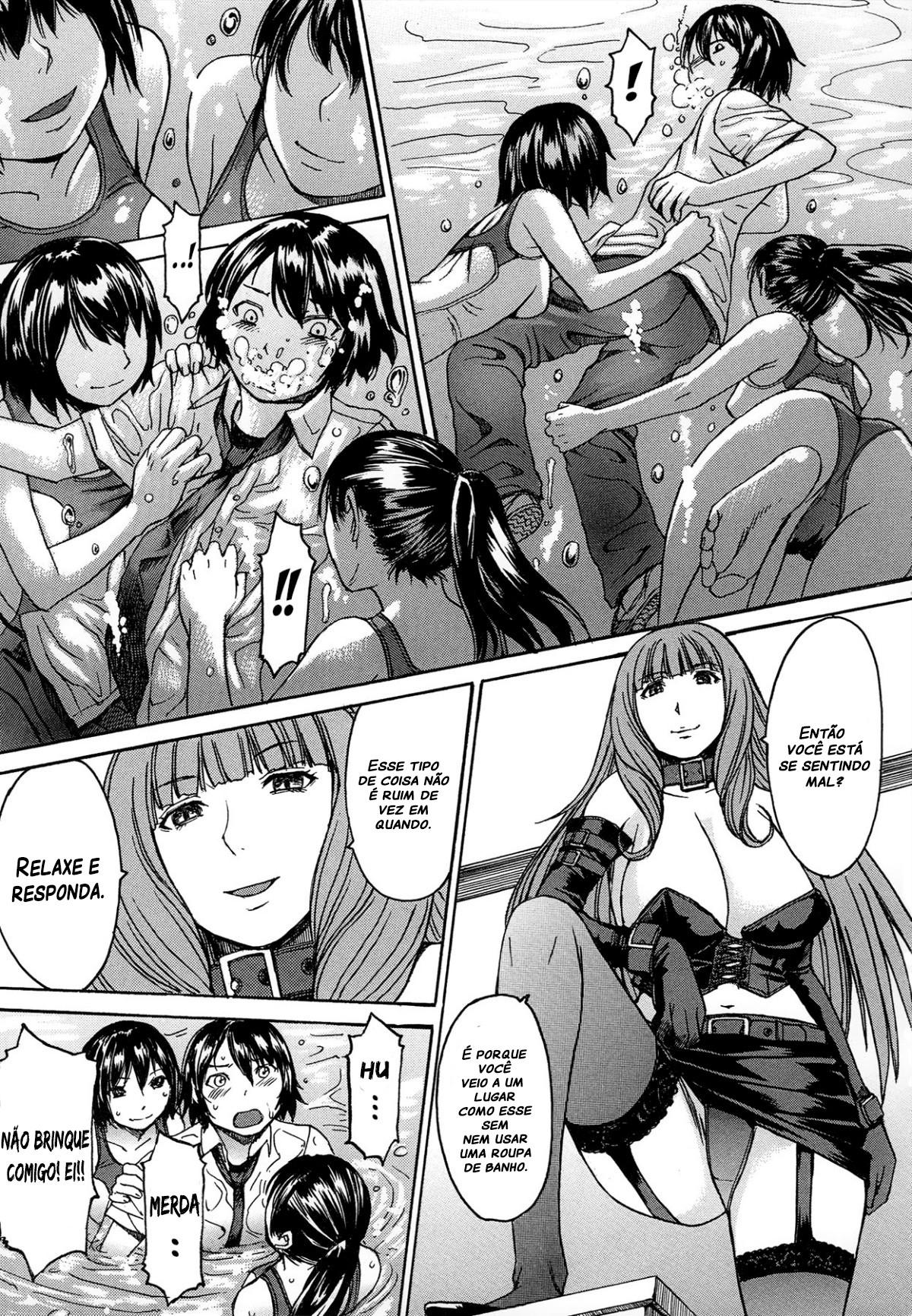 Ashigami Capitulo 3 - pagina 7