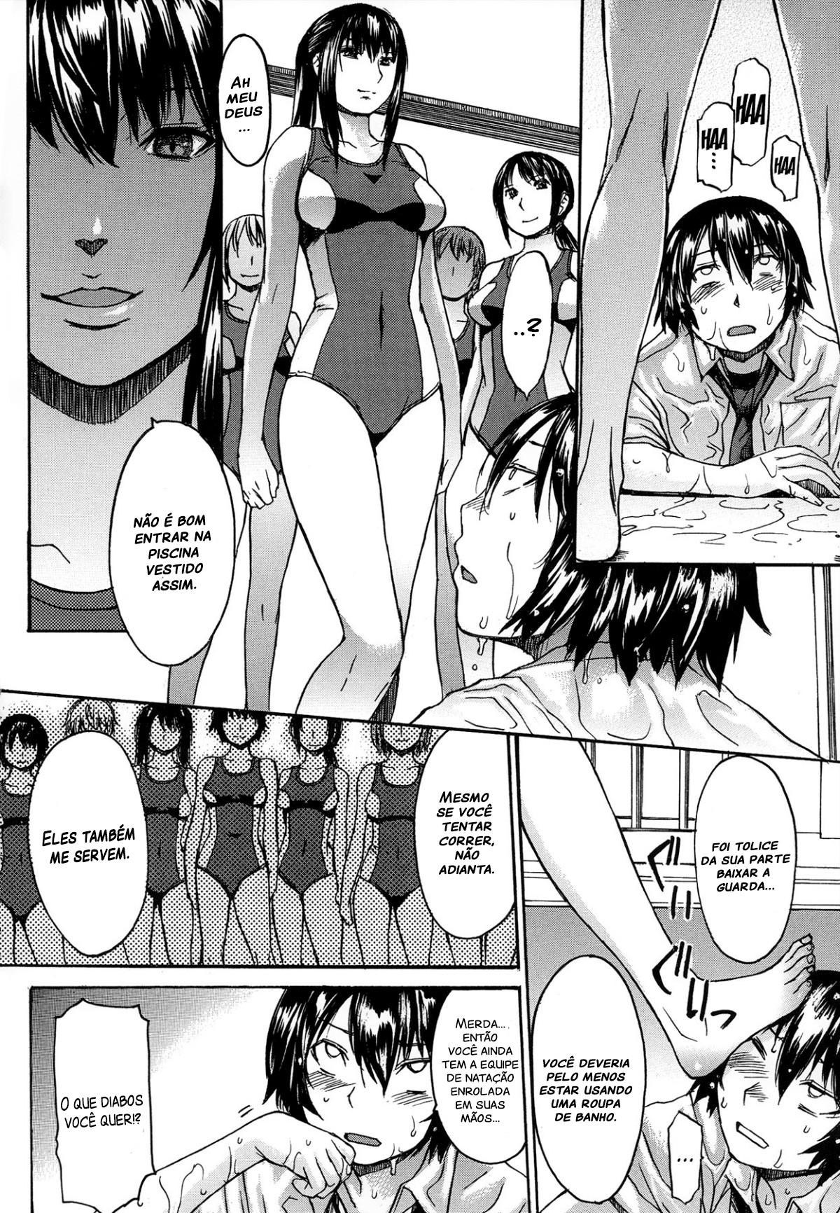Ashigami Capitulo 3 - pagina 8