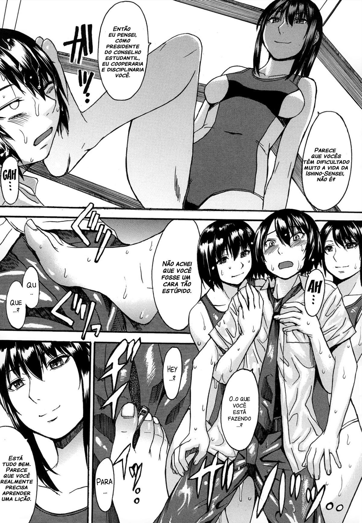 Ashigami Capitulo 3 - pagina 9