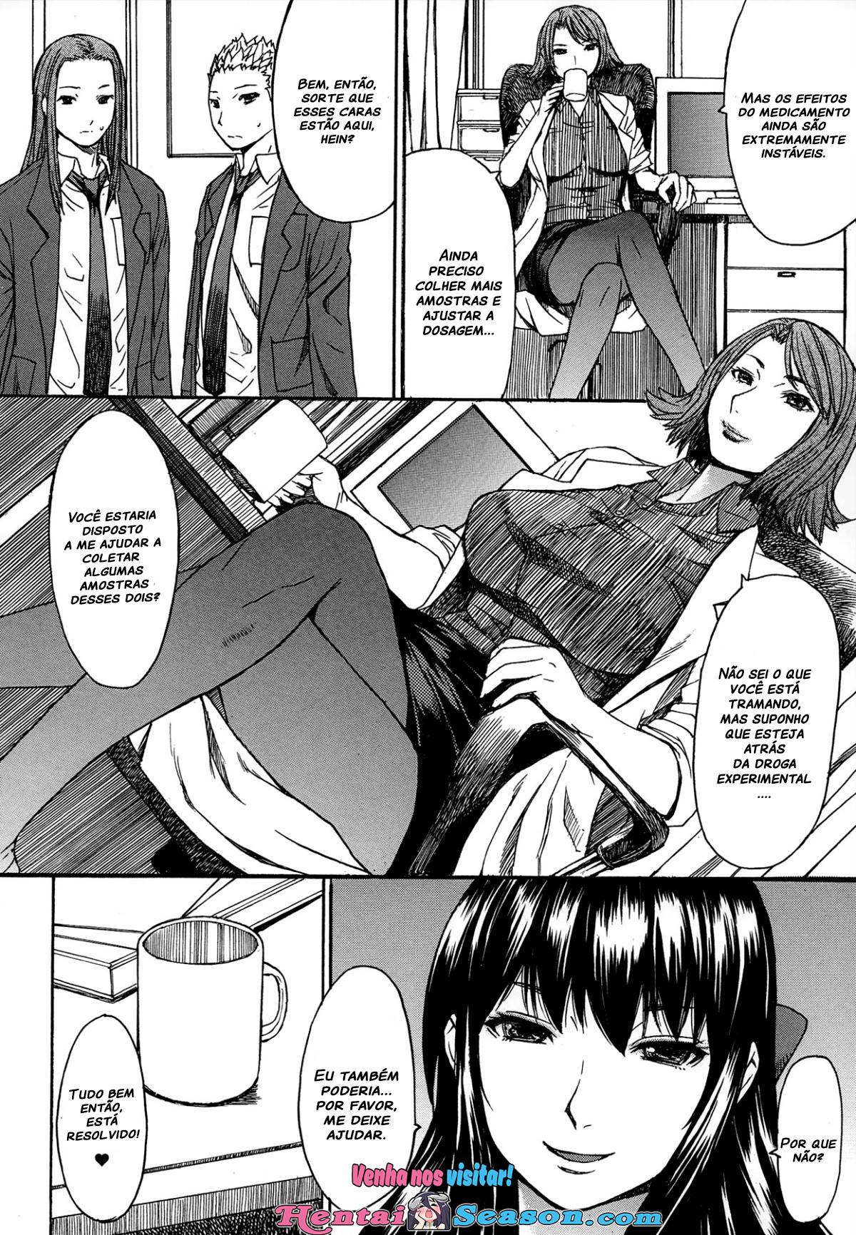 Ashigami Capitulo 4 - pagina 12