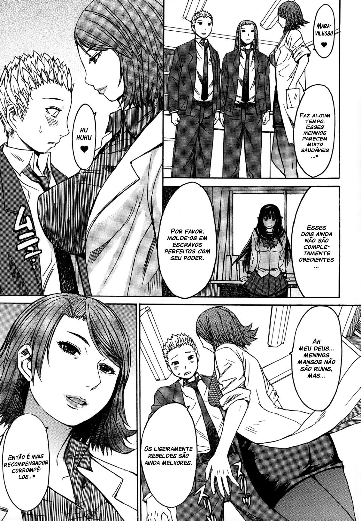 Ashigami Capitulo 4 - pagina 13