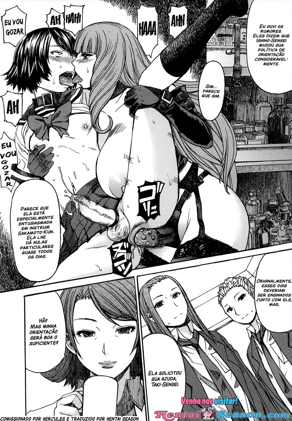 Ashigami Capitulo 4 - pagina 2