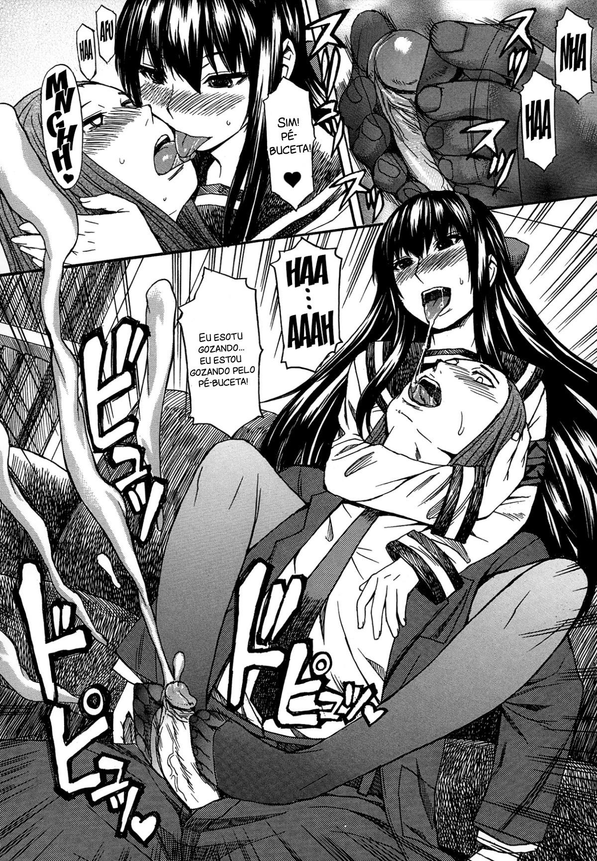 Ashigami Capitulo 4 - pagina 20