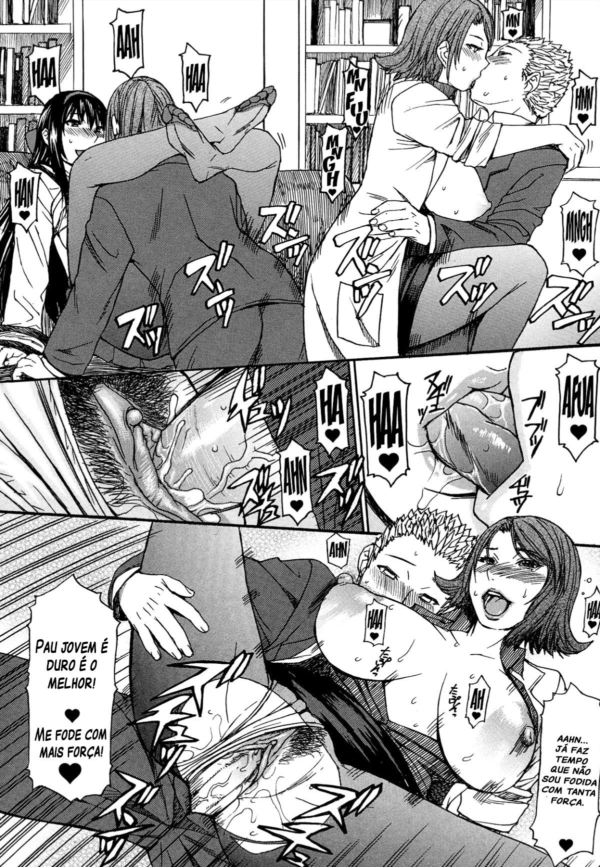 Ashigami Capitulo 4 - pagina 26