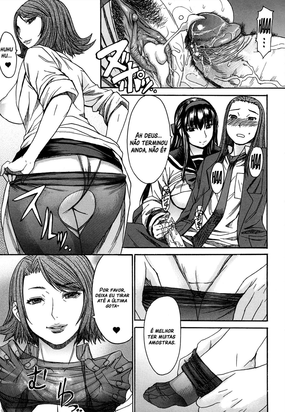 Ashigami Capitulo 4 - pagina 29