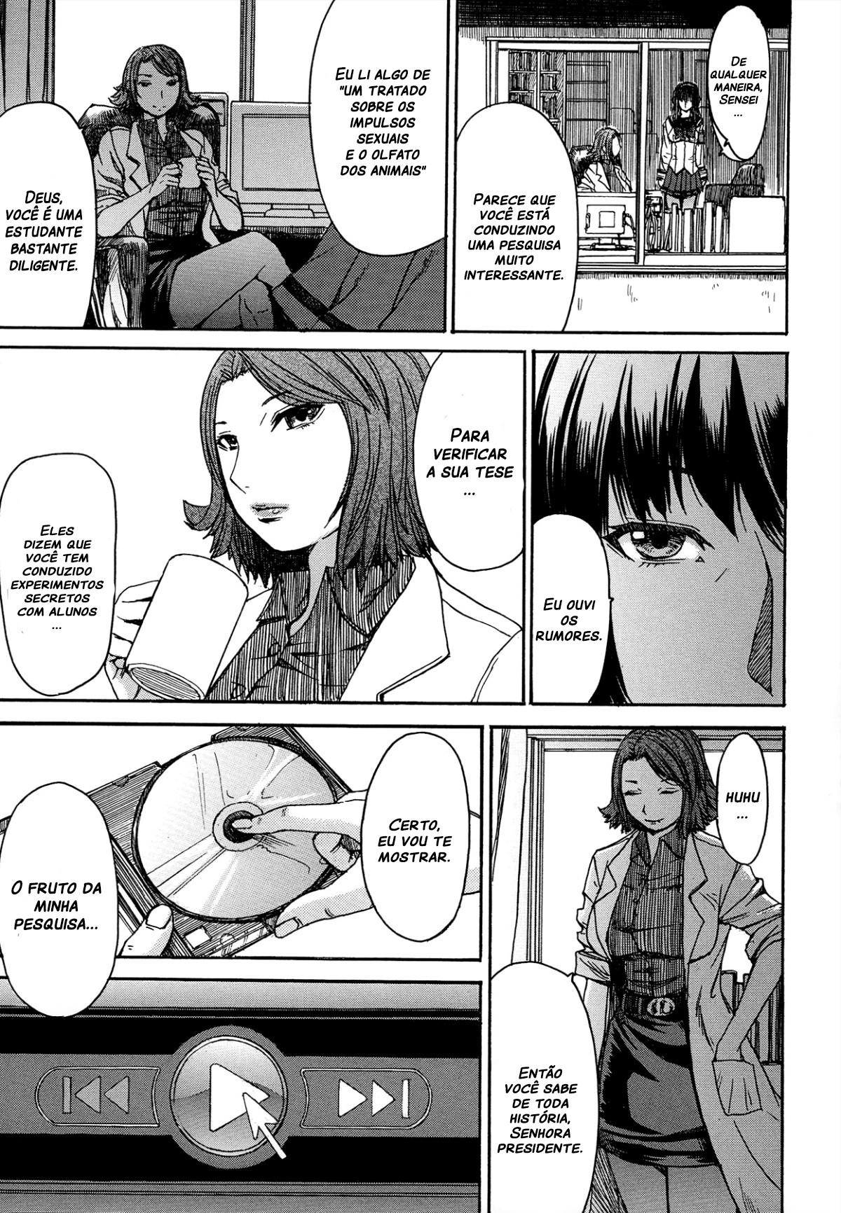 Ashigami Capitulo 4 - pagina 3