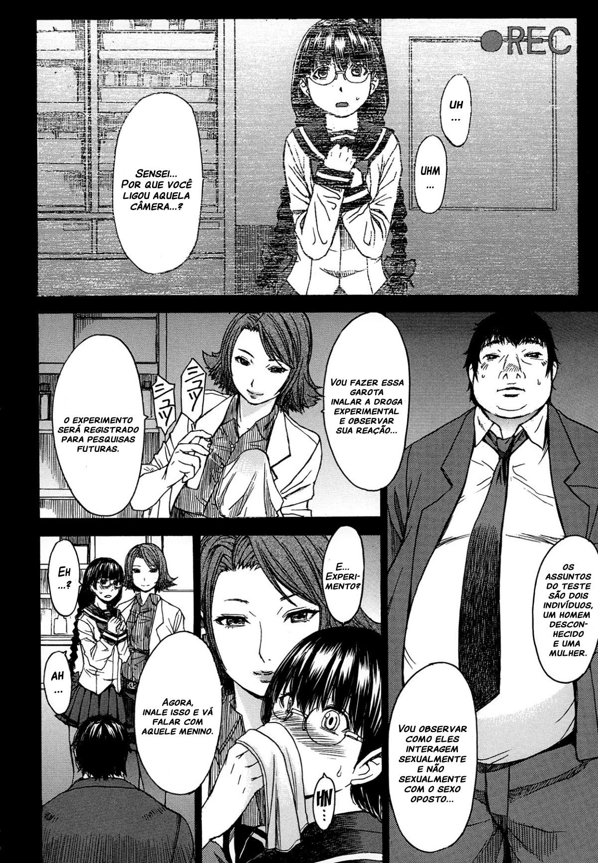 Ashigami Capitulo 4 - pagina 4