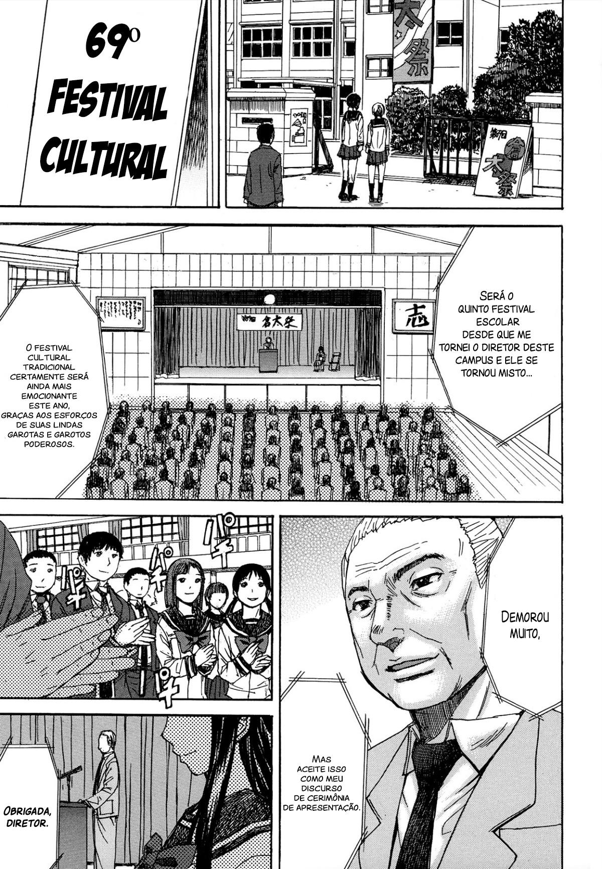 Ashigami Capitulo 5 - pagina 1