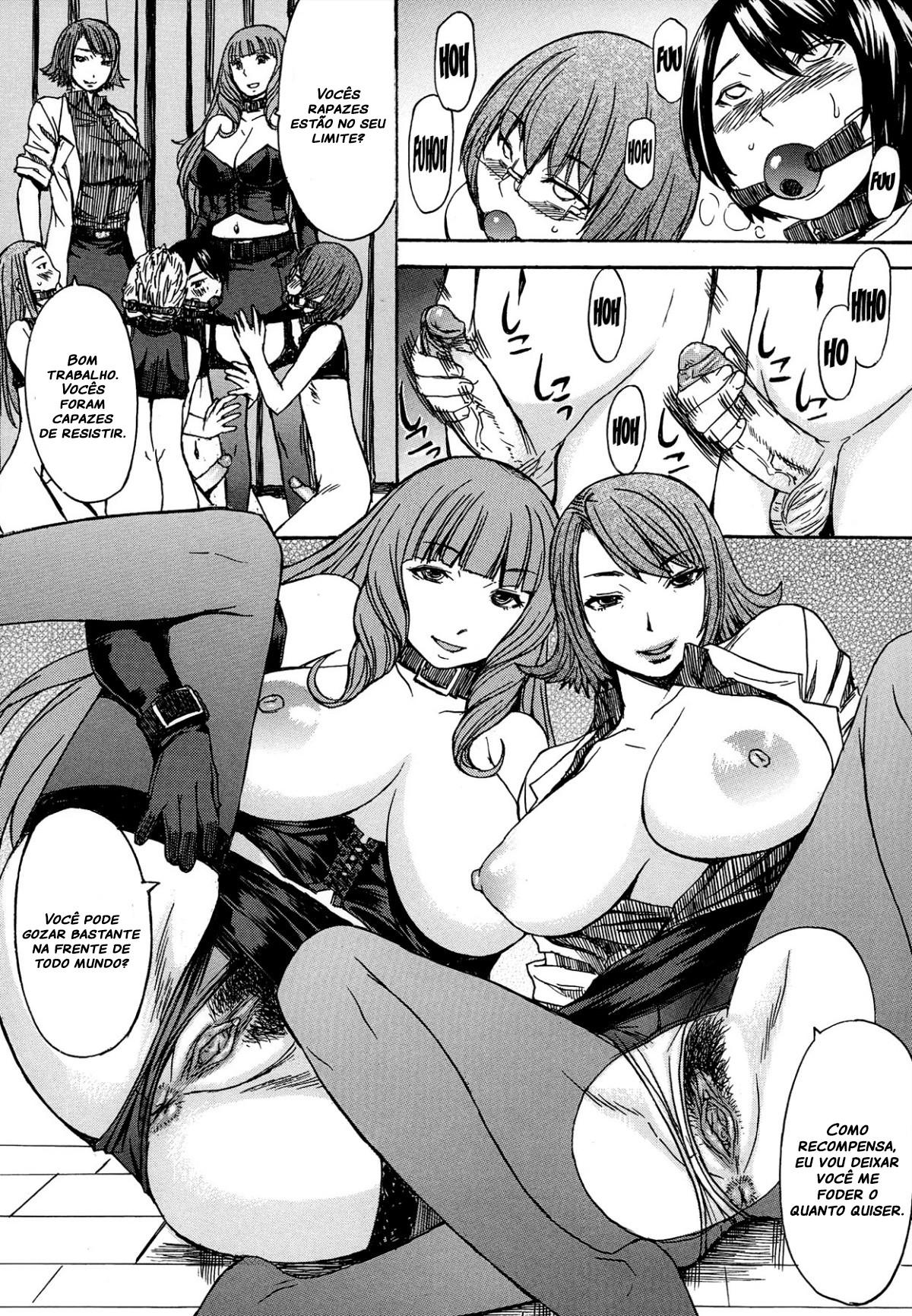 Ashigami Capitulo 5 - pagina 20