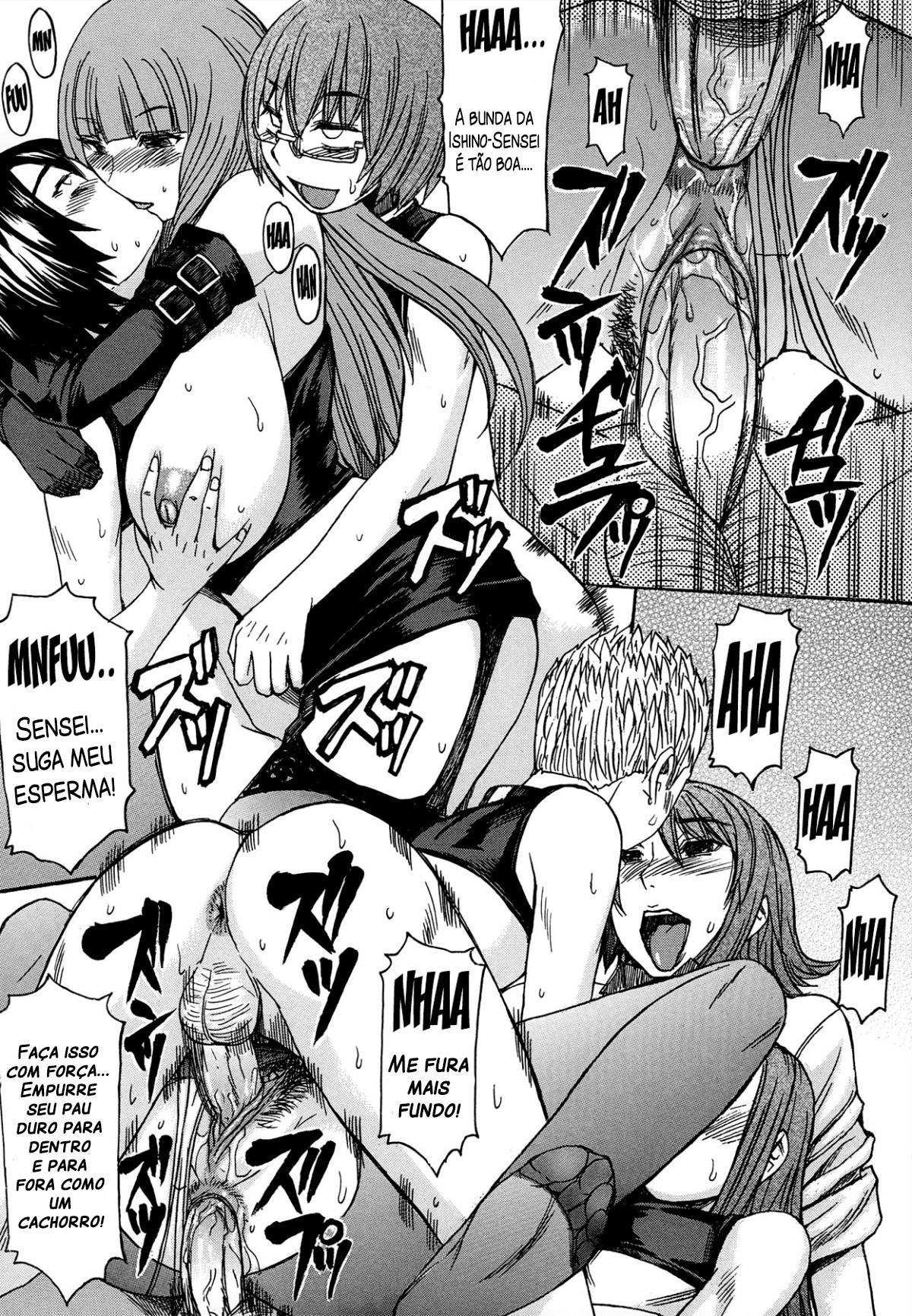 Ashigami Capitulo 5 - pagina 21