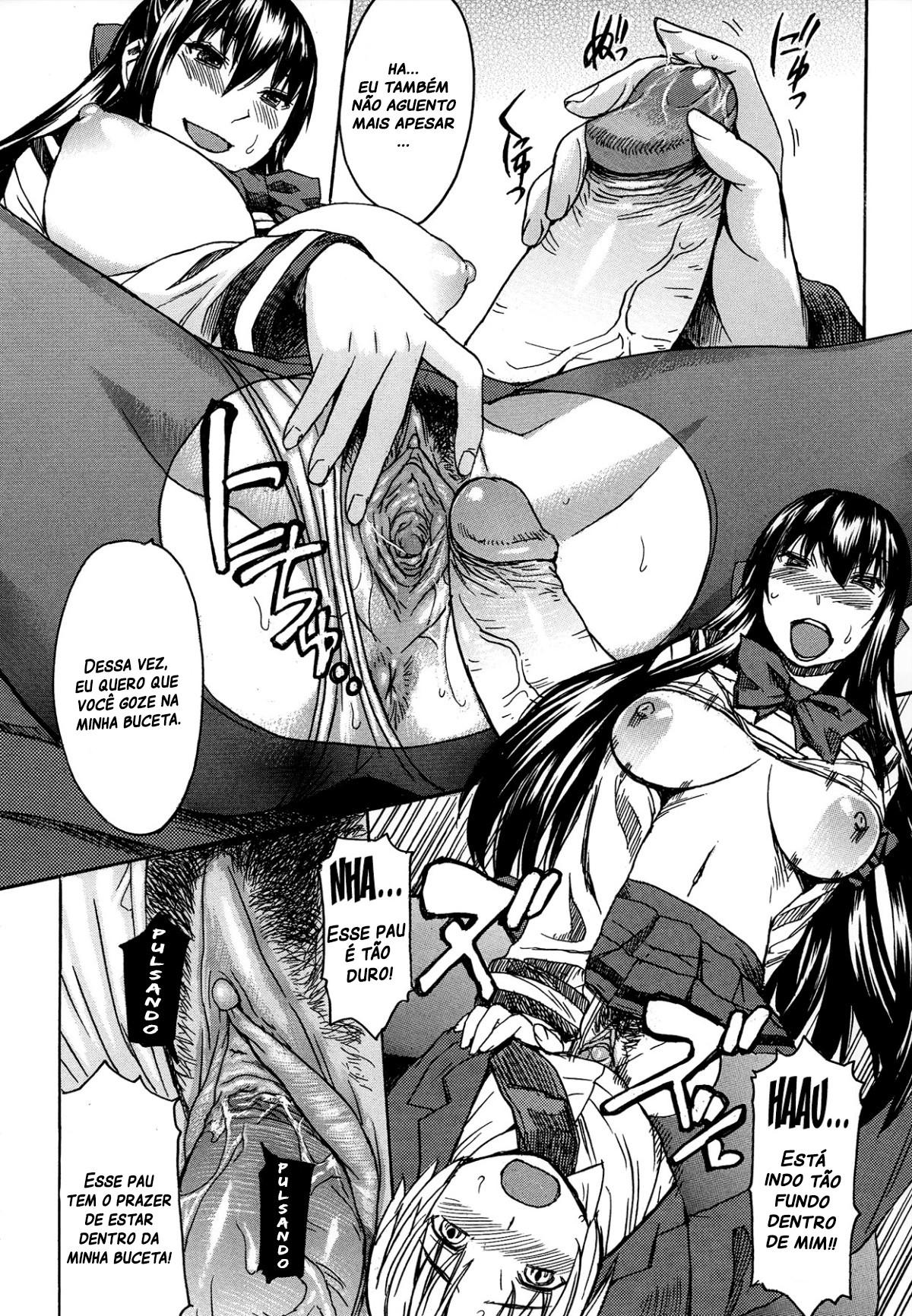 Ashigami Capitulo 5 - pagina 22