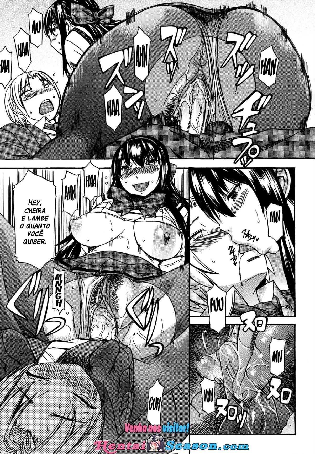 Ashigami Capitulo 5 - pagina 23