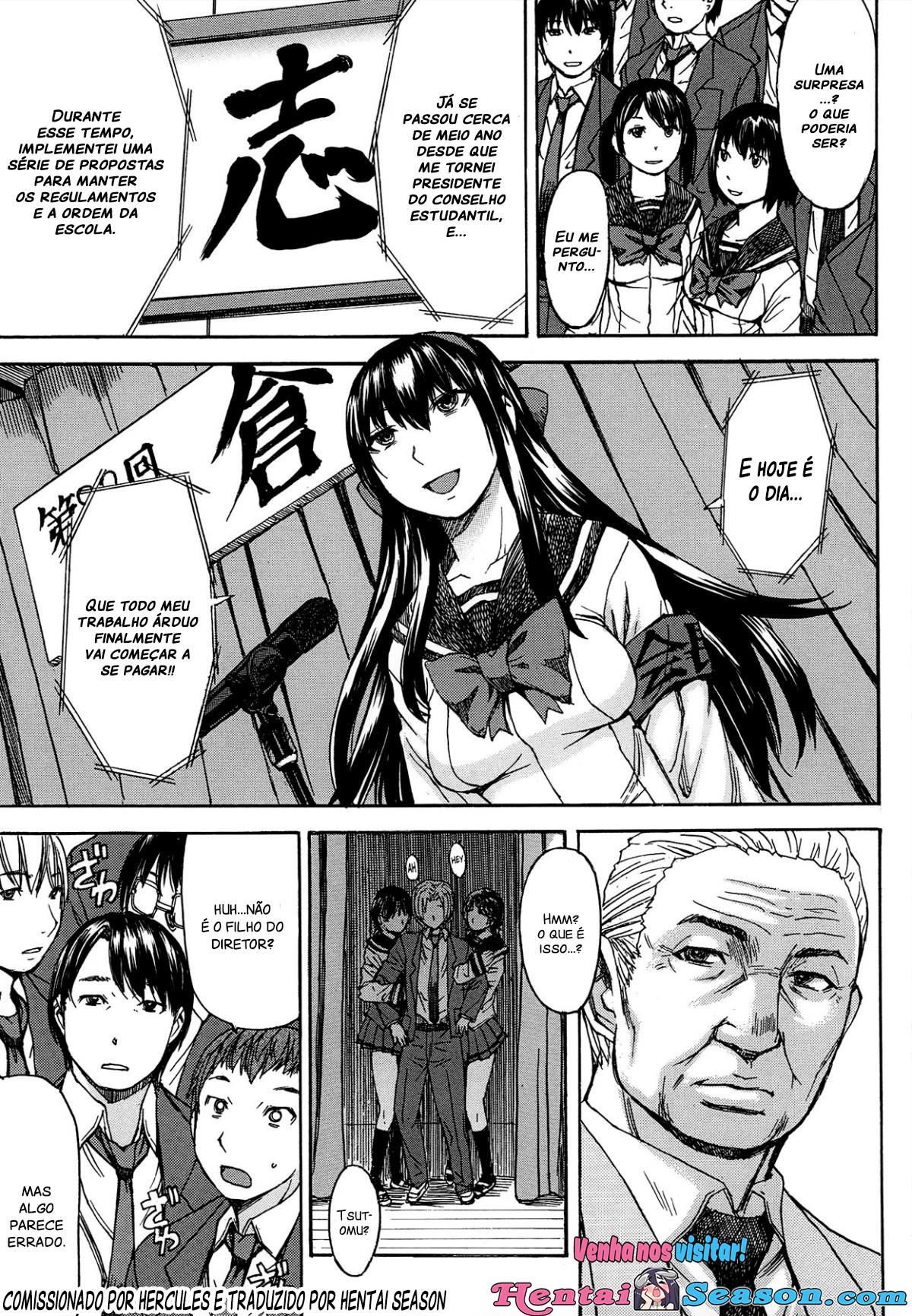 Ashigami Capitulo 5 - pagina 3