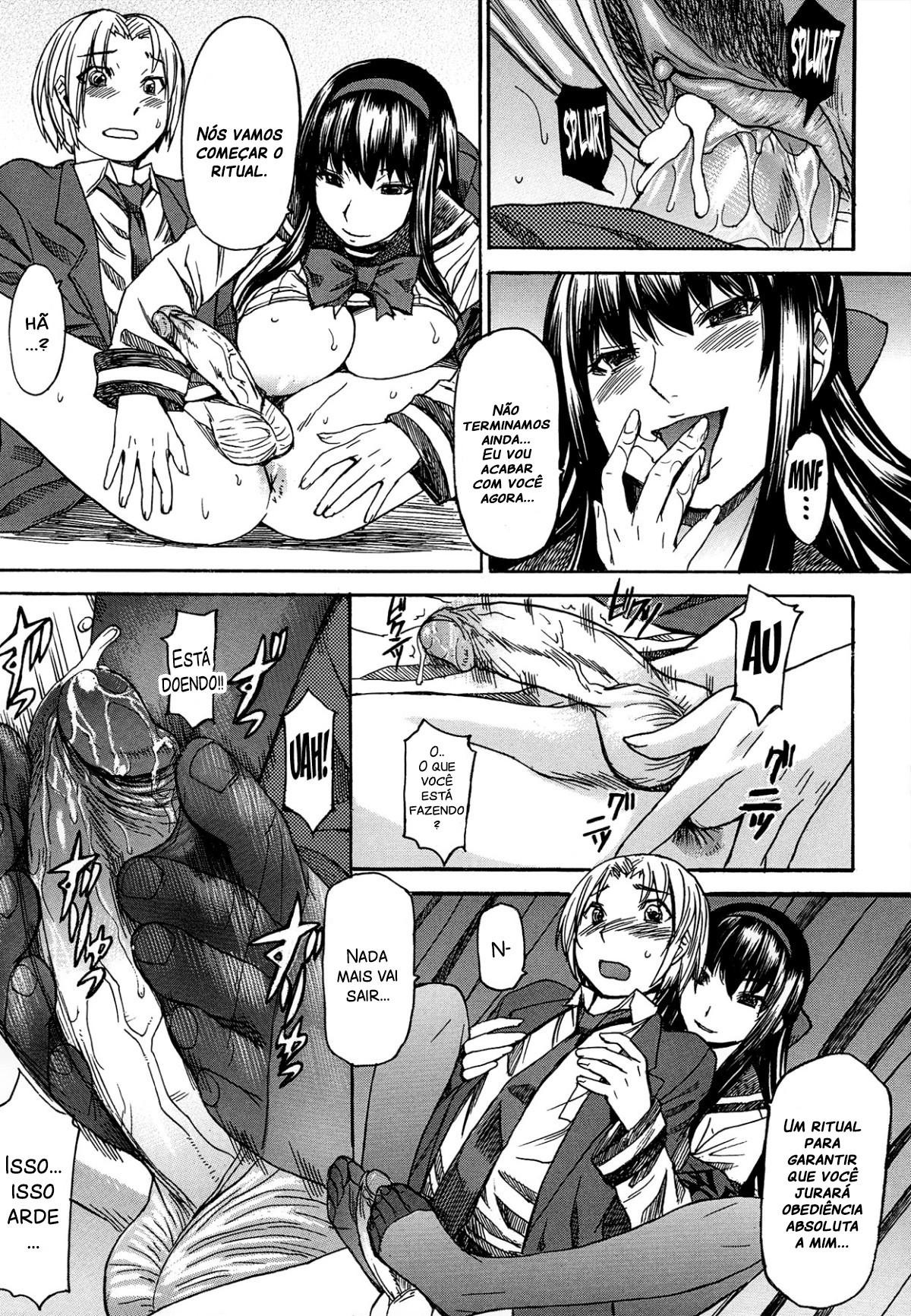 Ashigami Capitulo 5 - pagina 33