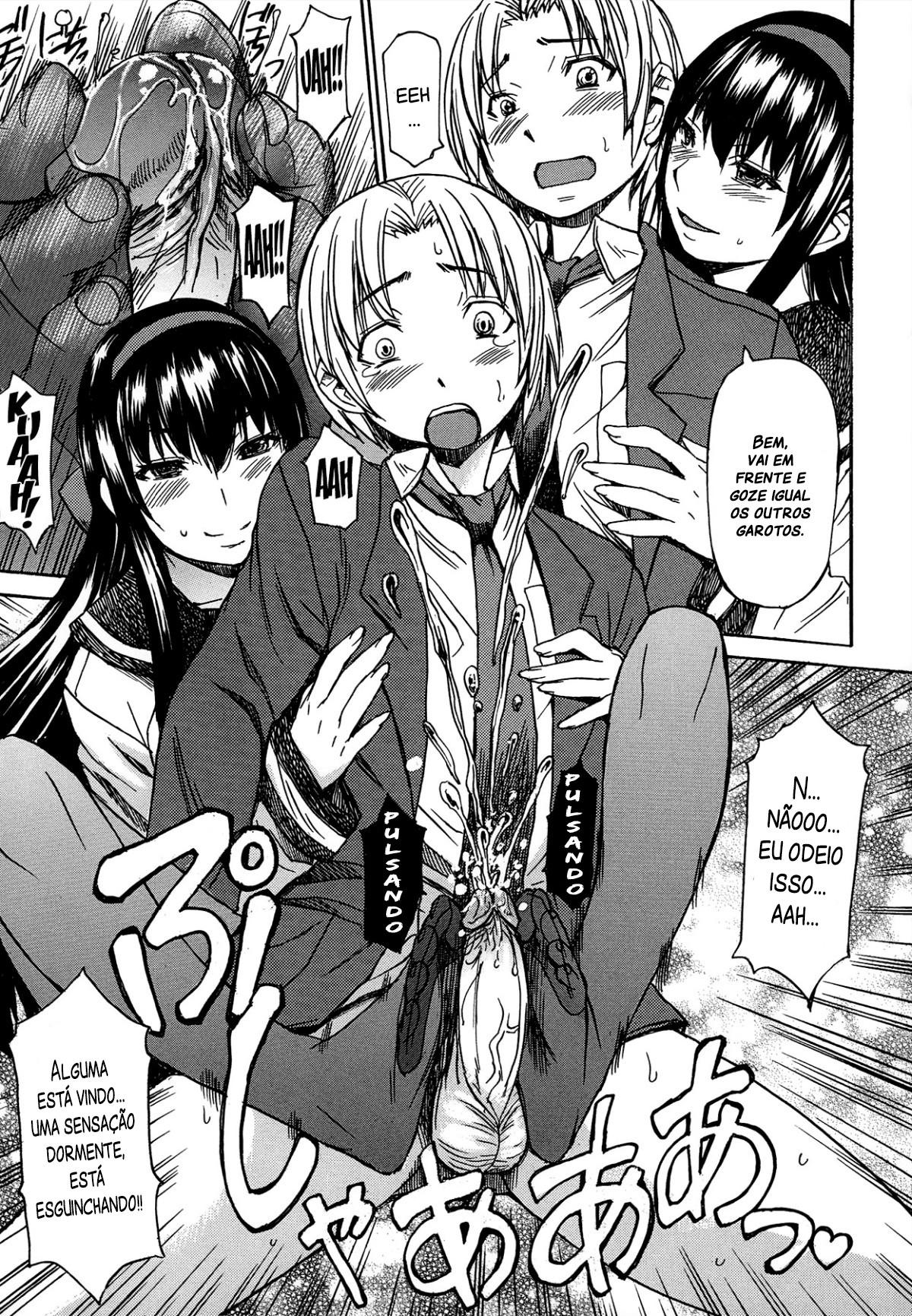 Ashigami Capitulo 5 - pagina 35