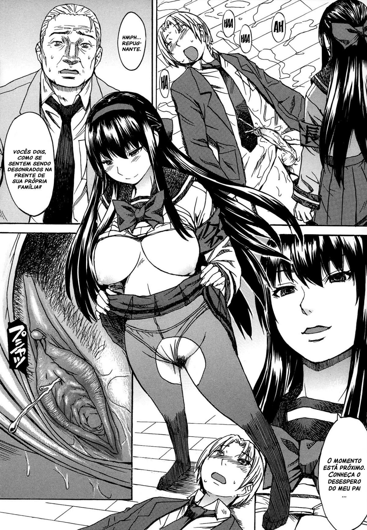 Ashigami Capitulo 5 - pagina 36