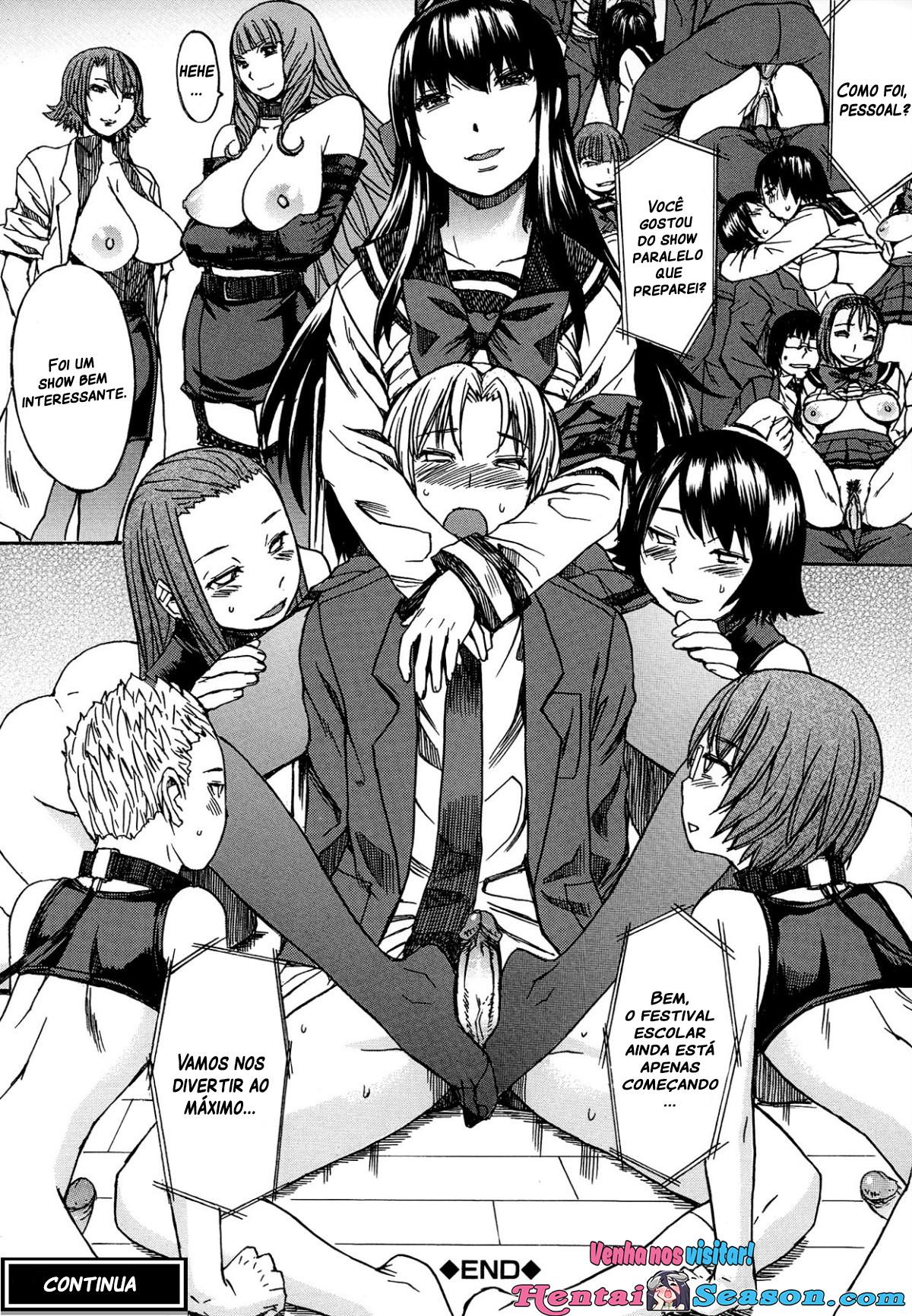 Ashigami Capitulo 5 - pagina 38