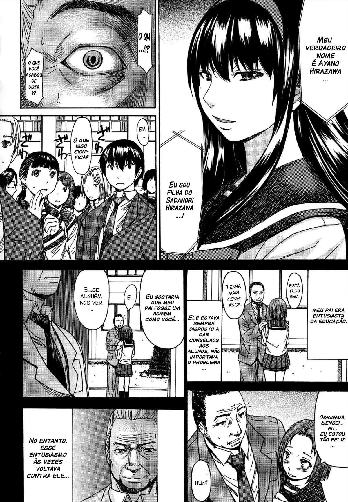Ashigami Capitulo 5 - pagina 6