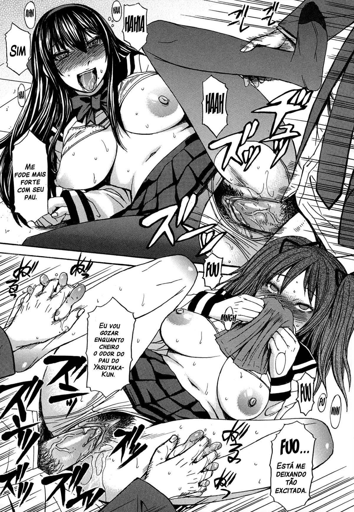 Ashigami Capitulo 6 - pagina 31
