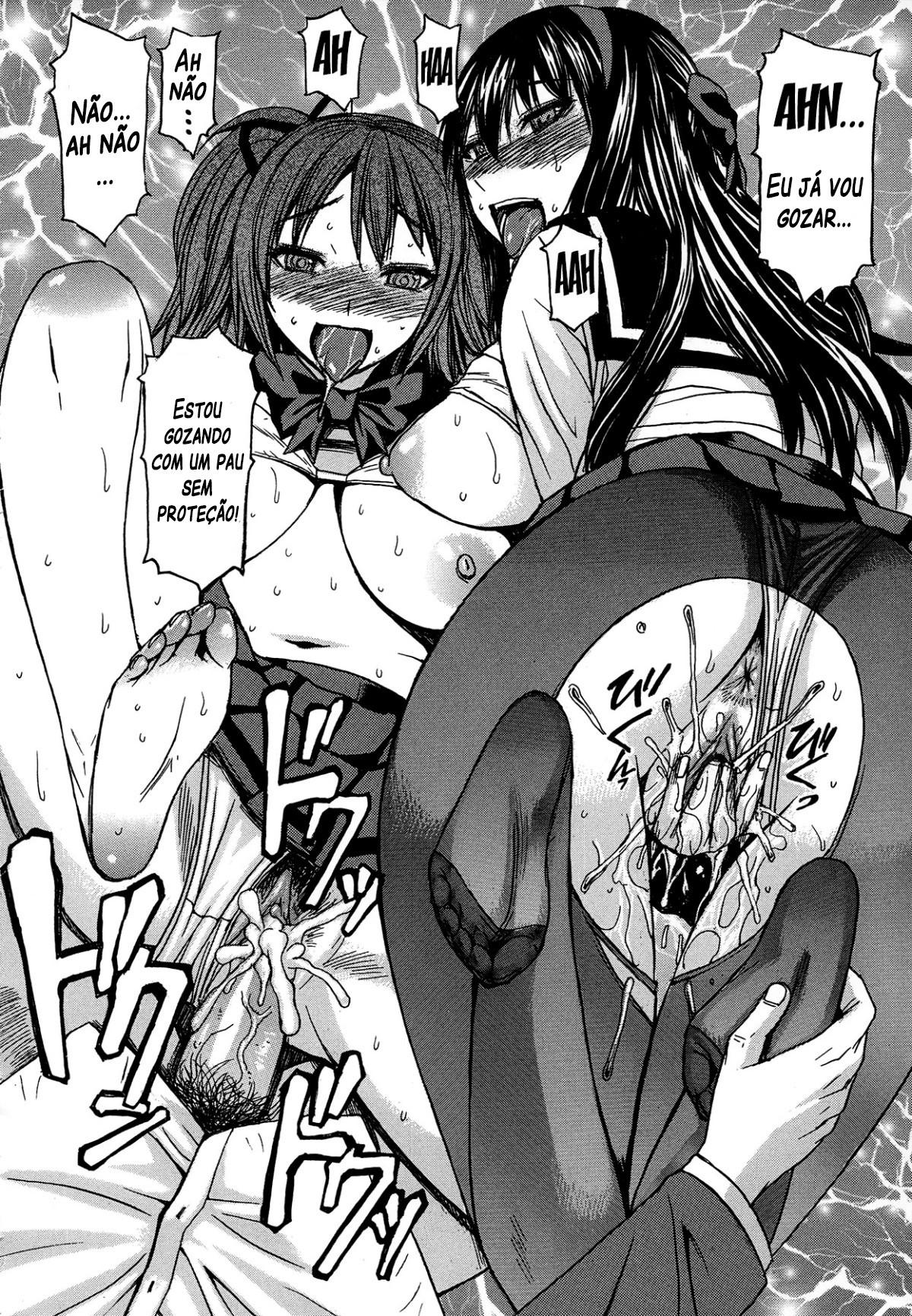 Ashigami Capitulo 6 - pagina 32
