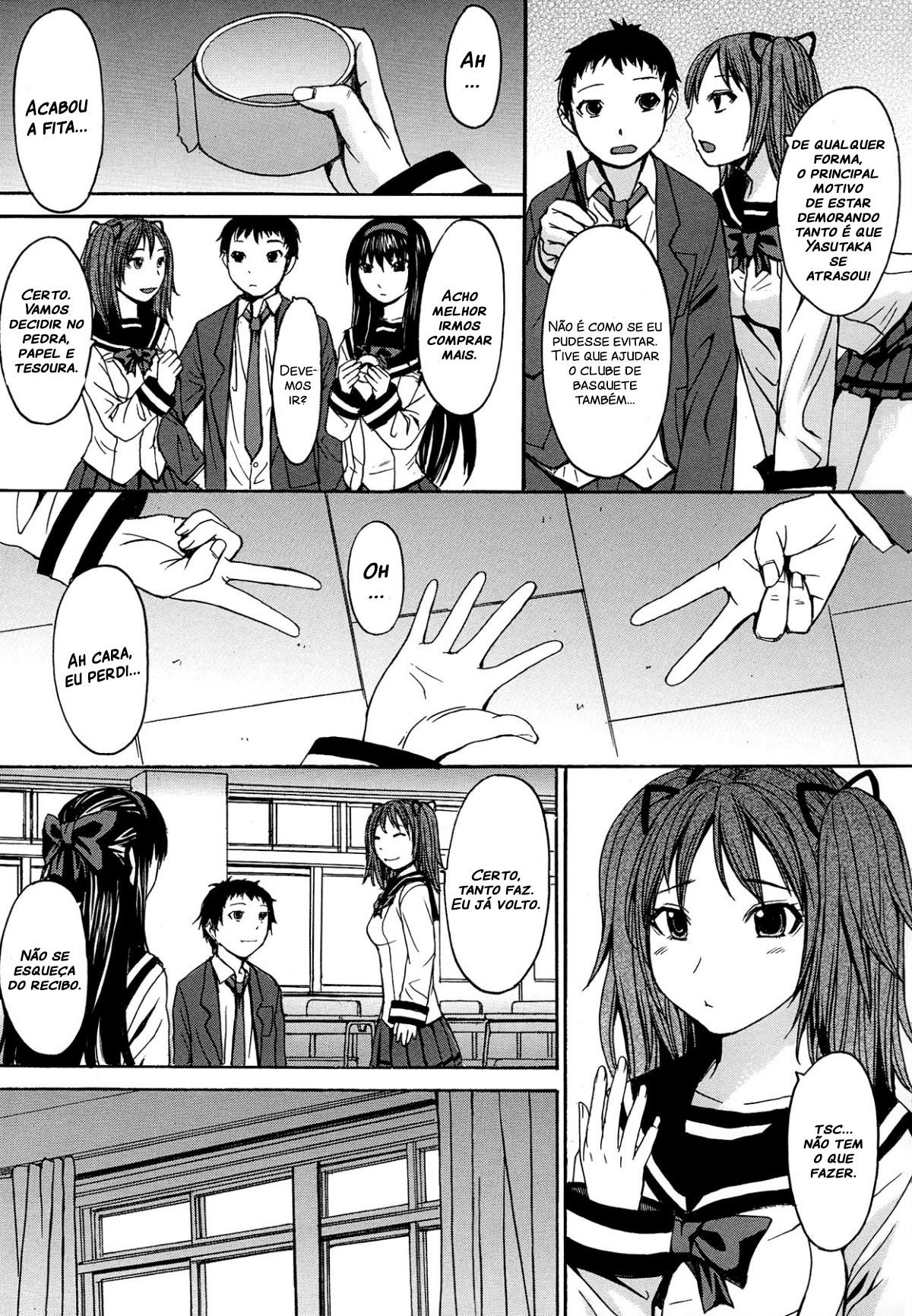 Ashigami Capitulo 6 - pagina 5